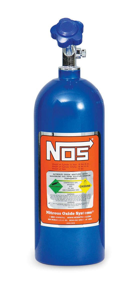 Nitrous Oxide Systems 5 Lb. Bottle