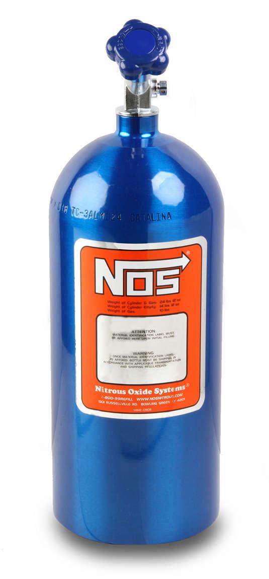 Nitrous Oxide Systems 10lb. NOS Bottle