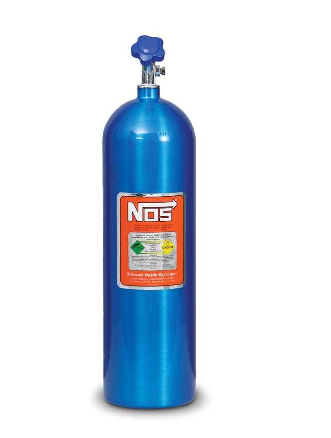 Nitrous Oxide Systems 15# Replacement Bottle