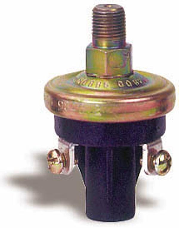 Nitrous Oxide Systems Adjustable Pressure Switch - 50psi