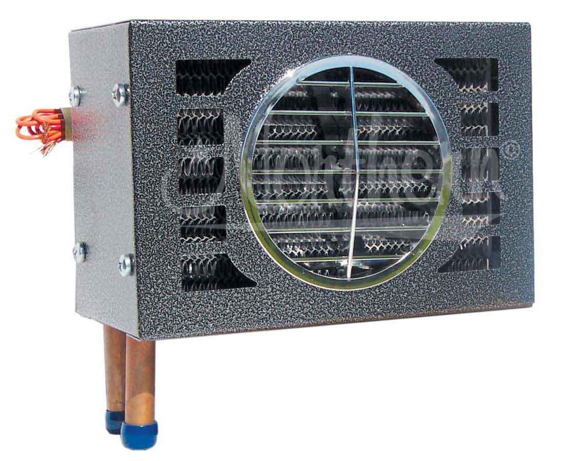 Northern Radiator 20000 BTU Auxiliary Heat er Floor Mount 12V