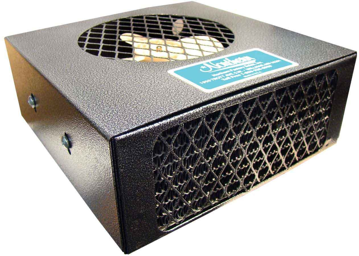 Northern Radiator NFS-LO-PROFILE 10X10X4 A UXILIARY HEATER