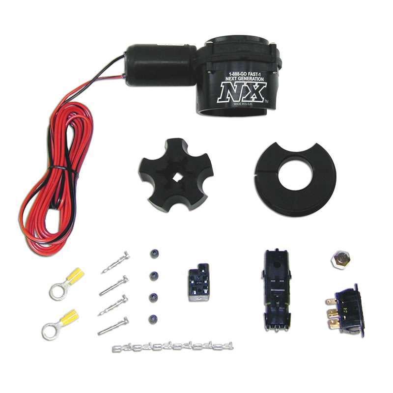 Nitrous Express NX Auto Remote Bottle Opener Kit