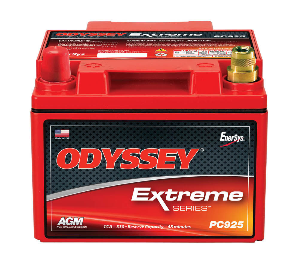 Odyssey Battery Battery 330CCA/480CA SAE Terminals 01-03 Prius