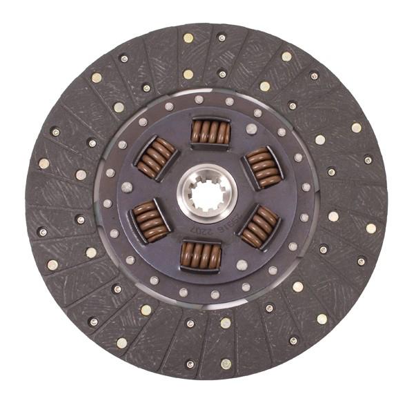 Omix-ada Clutch Friction Disc; 76 -79 Jeep CJ304 CID