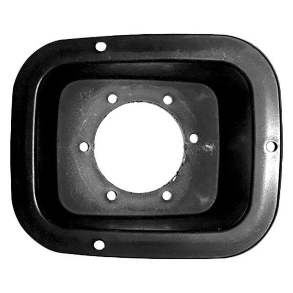 Omix-ada Fuel Filler Neck Cover; 78-95 Jeep CJ/Wrangler Y