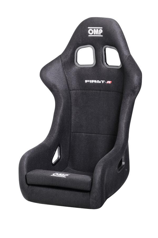 Omp Racing, Inc. First Seat Black