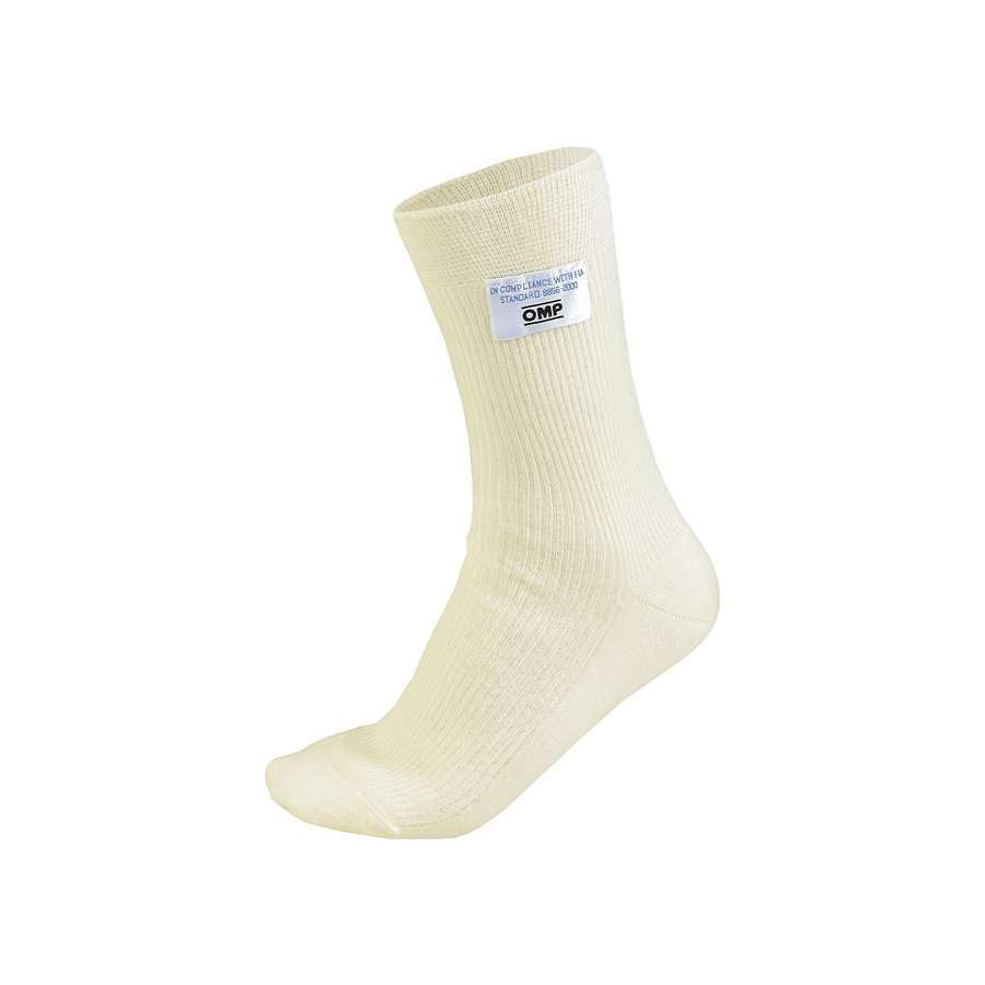 Omp Racing, Inc. Nomex Socks Short Small SFI3.3 FIA8856-2000