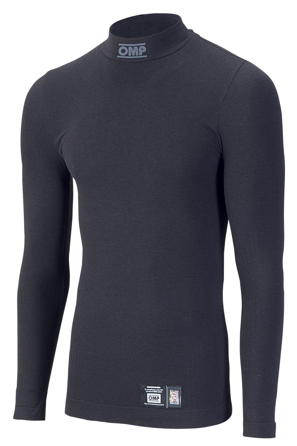 Omp Racing, Inc. TECNICA Underwear Top Black X Small To Small