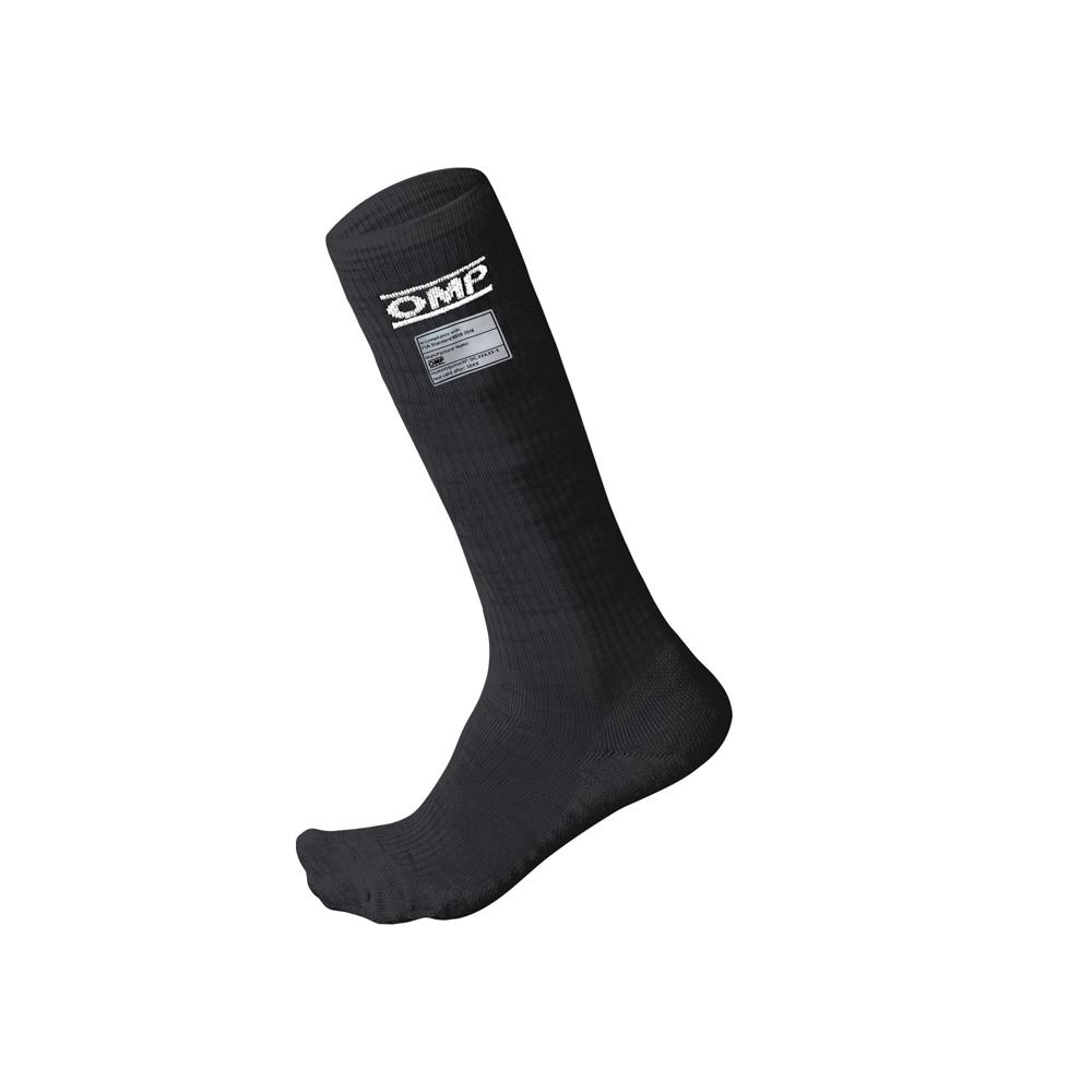 Omp Racing, Inc. ONE Socks Black Size Small