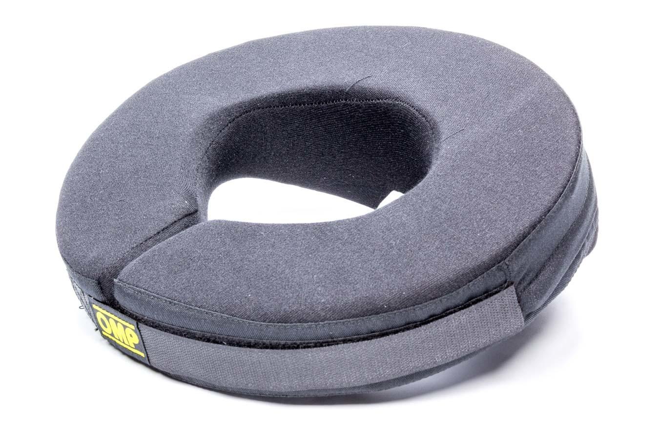 Omp Racing, Inc. Anatomic Neck Collar In Black Nomex