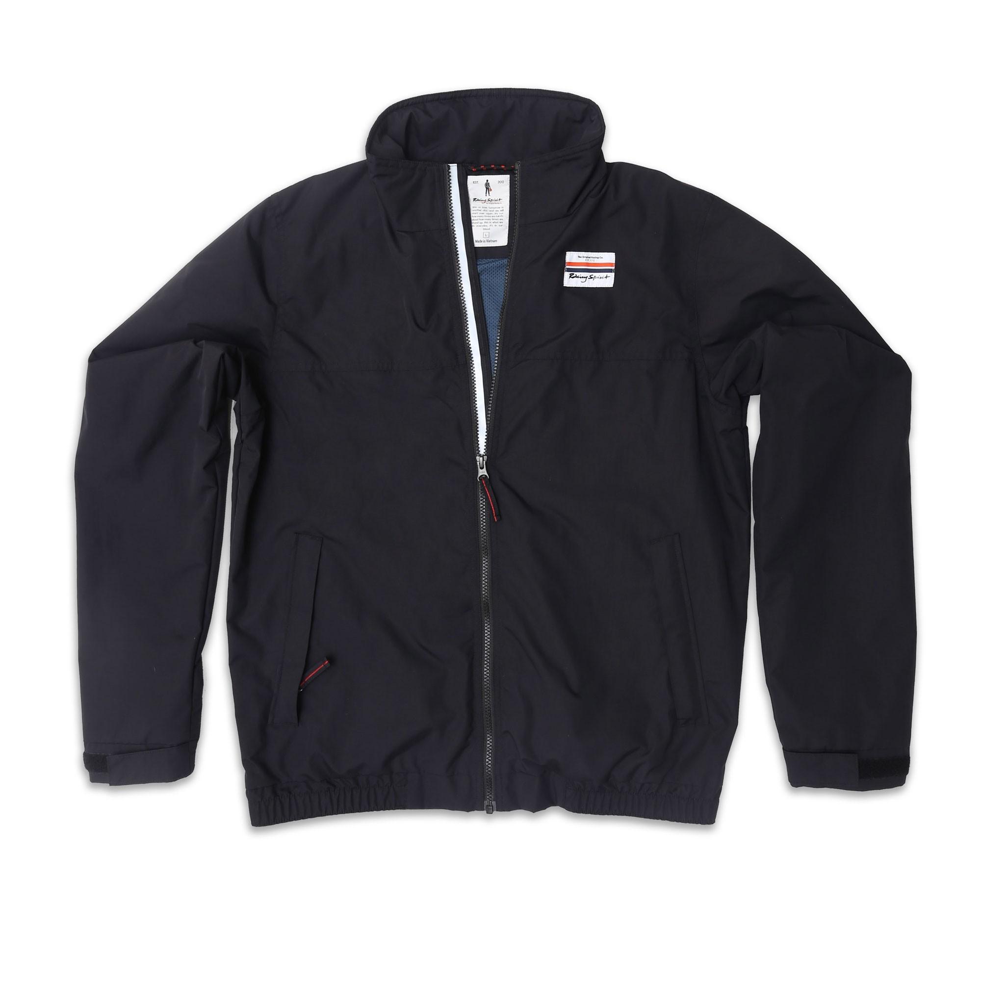 Omp Racing, Inc. Rain Jacket Racing Spirit Black M