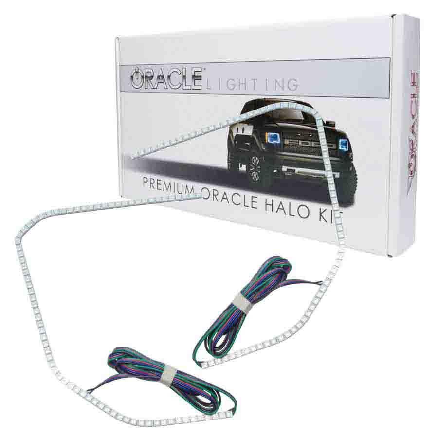 Oracle Lighting 15-   Yukon LED Halo Healight Kit Colorshift