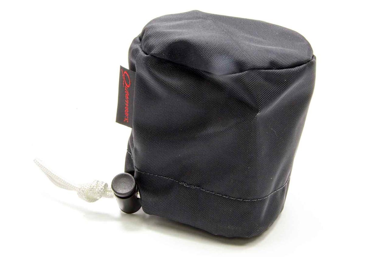 Outerwears Scrub Bag Black 3in Breather
