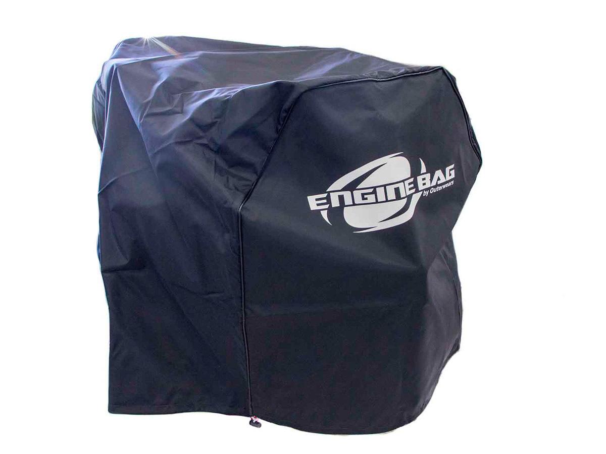 Outerwears Black Engine Bag