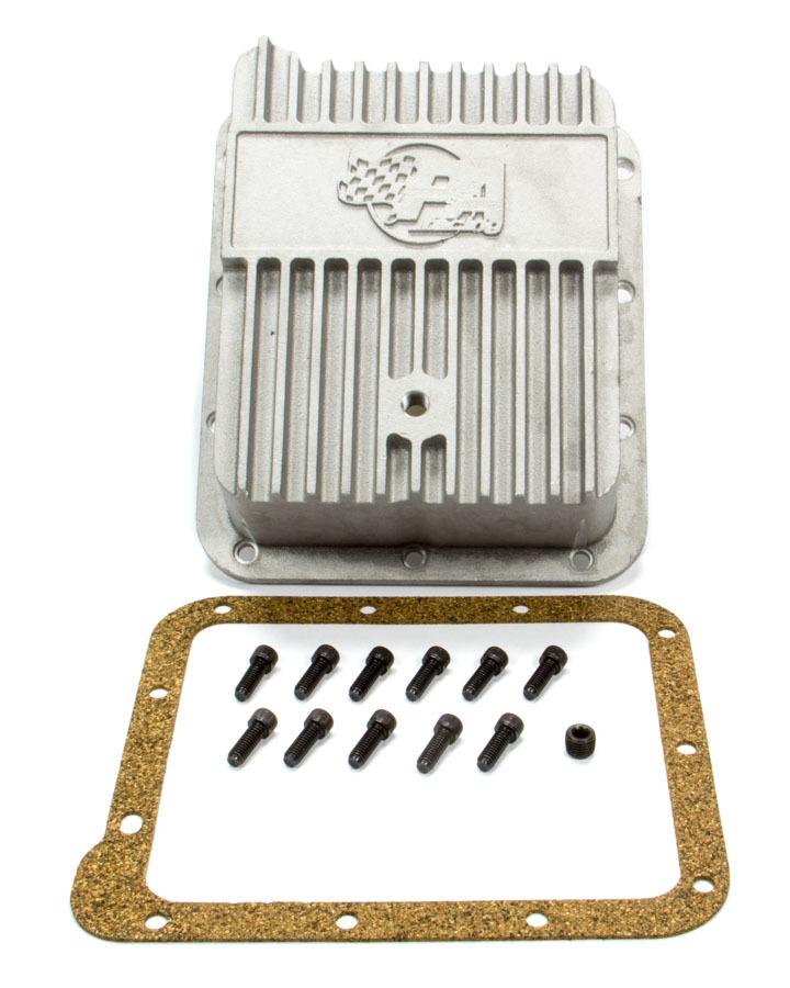 Performance Automatic Deep Alum Trans Pan C4 (Case Fill)
