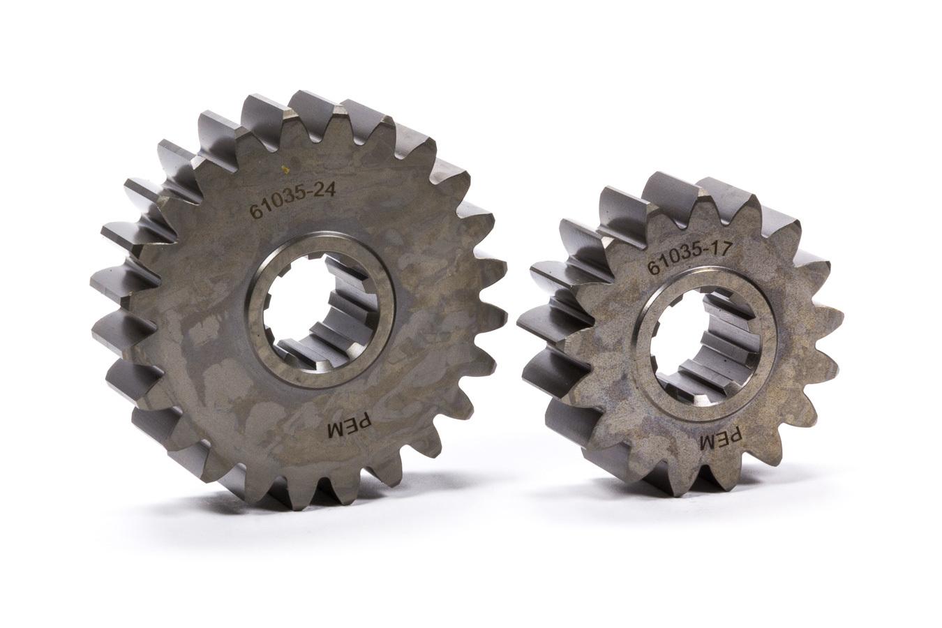 Pem Standard Quick Change Gears