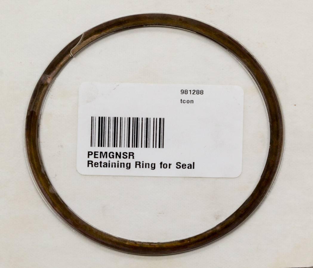 Pem Retaining Ring for Seal 2.5in GN
