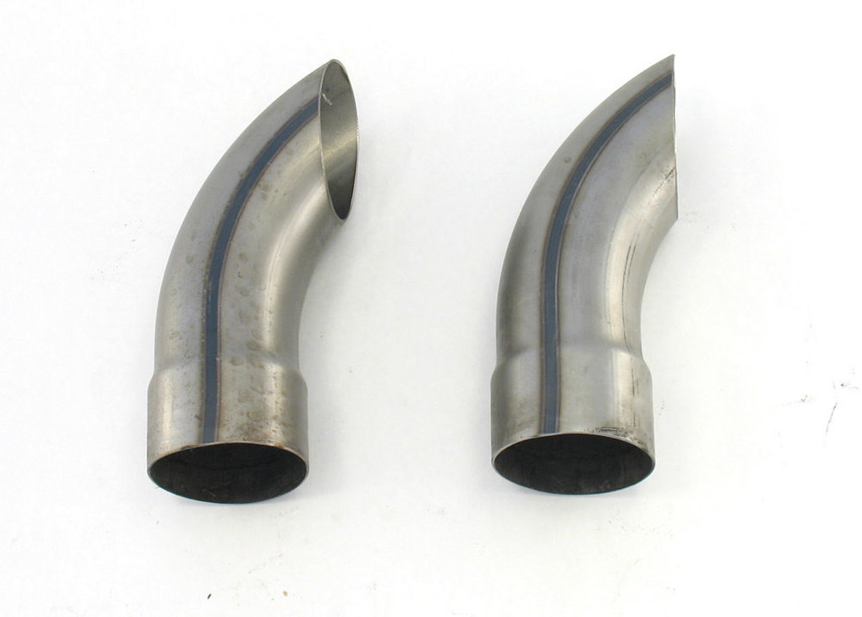 Patriot Exhaust Exhaust Turnouts - 3in x  9in Long