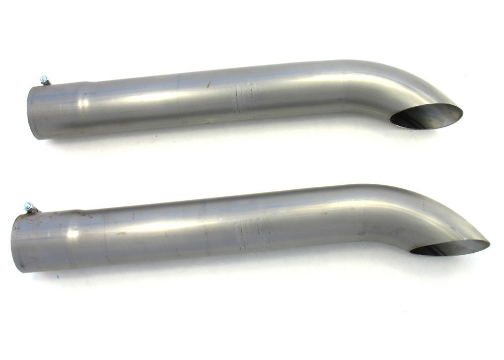 Patriot Exhaust Exhaust Turnouts - 3in x  24in Long