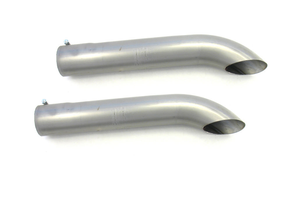 Patriot Exhaust Exhaust Turnouts - 3-1/2in x  20in Long