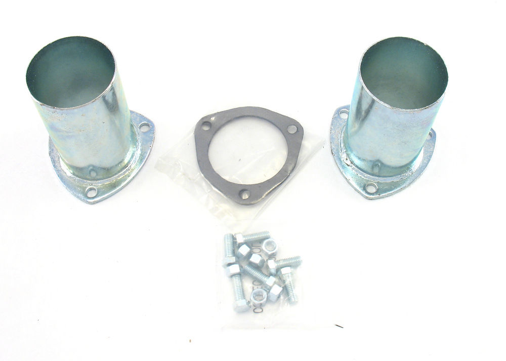 Patriot Exhaust Collector Reducers - 1pr 3in to 3in
