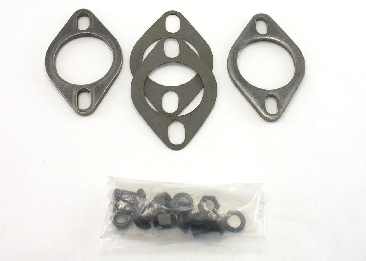 Patriot Exhaust Collector Flange 2-Bolt 2-1/2in