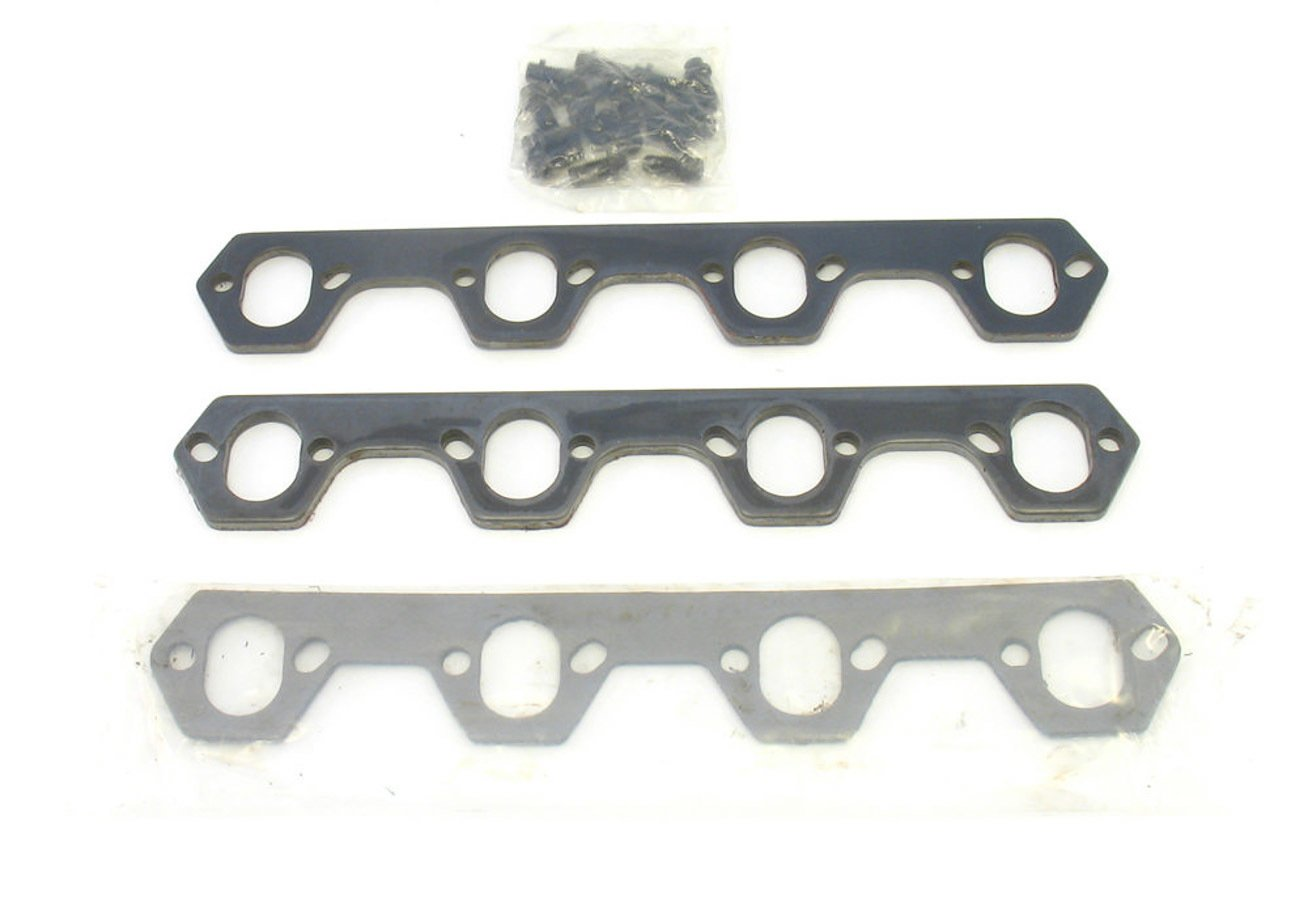 Patriot Exhaust Header Flange Kit - SBF 5/16 Thick