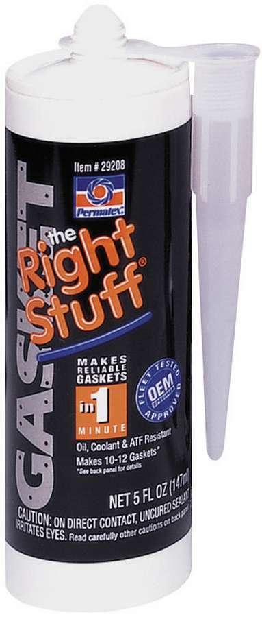 Permatex The Right Stuff Gasket Maker 5oz Cartridge