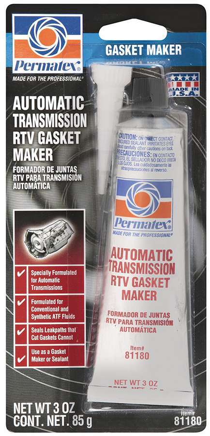 Permatex Auto Transmission RTV Sealant 3oz