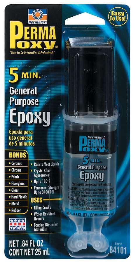 Permatex Quick Set Epoxy