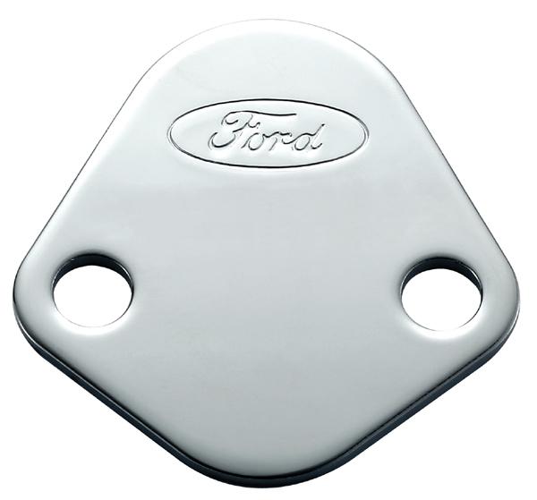 Proform Ford Fuel Pump Block Off Plate