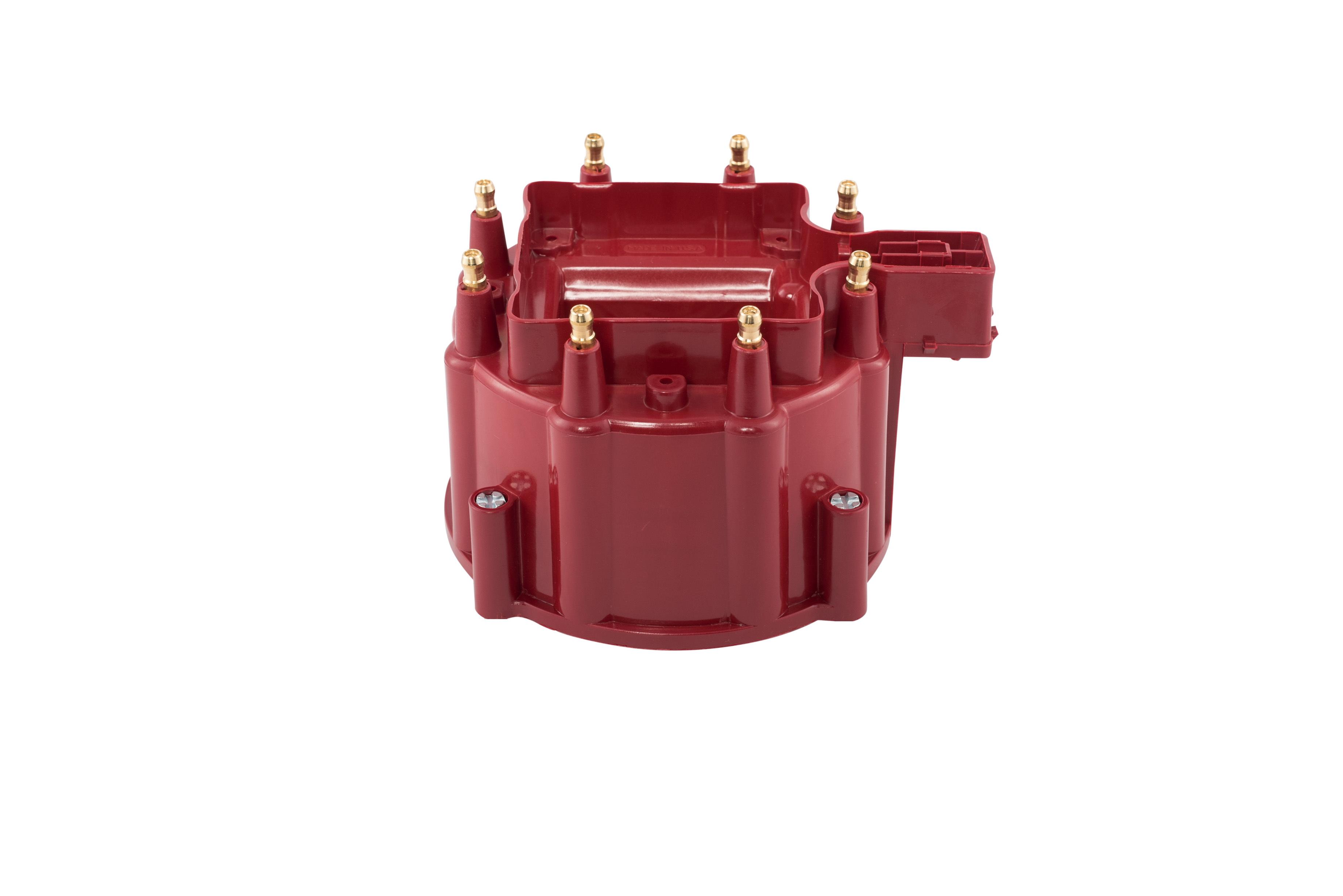 Proform Cap & Rotor Kit - Red