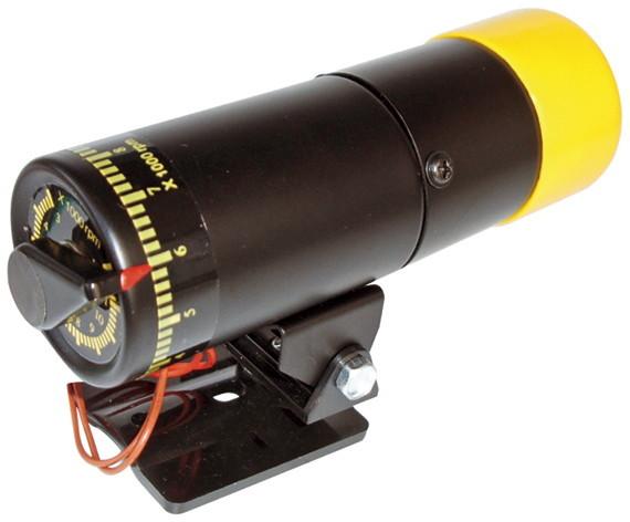 Proform Adjustable Shift Light 3000-12000 RPM Black