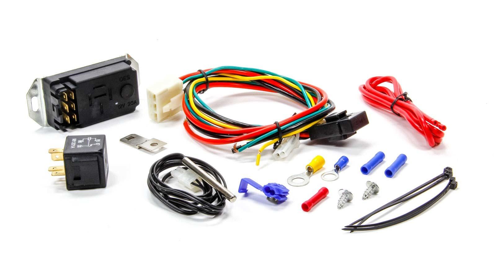 Proform Adjustable Electric Fan Controller Push-In Probe