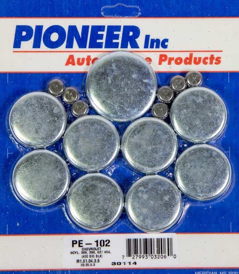 Pioneer 454 Chevy Freeze Plug Kit