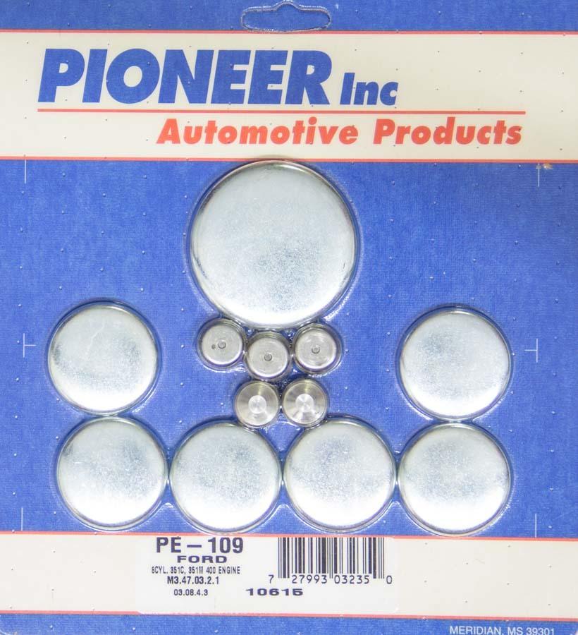 Pioneer 400 Ford Freeze Plug Kit