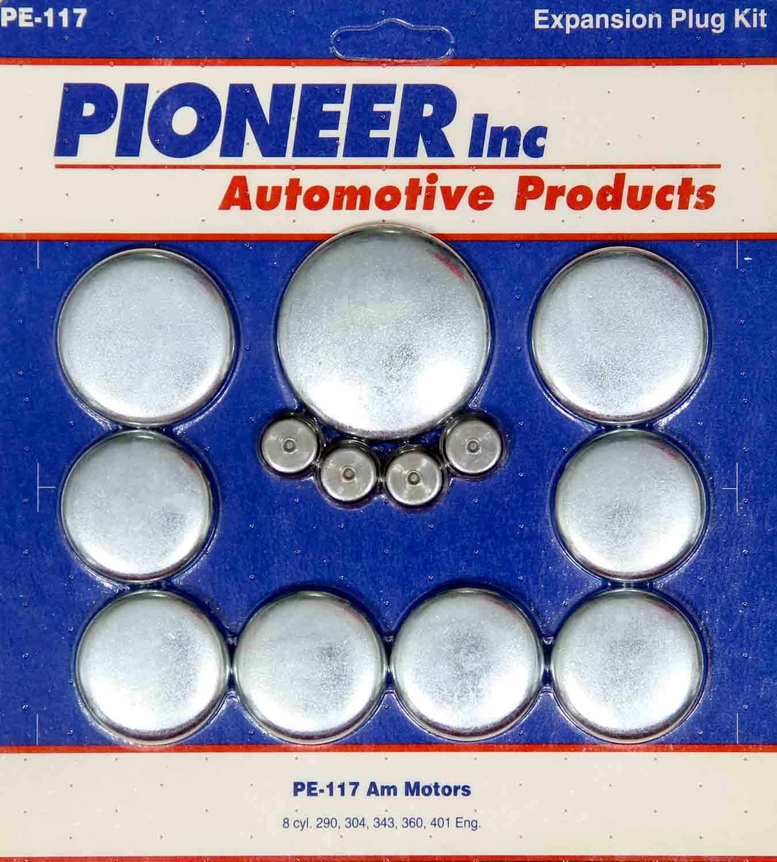 Pioneer AMC V8 Freeze Plug Kit