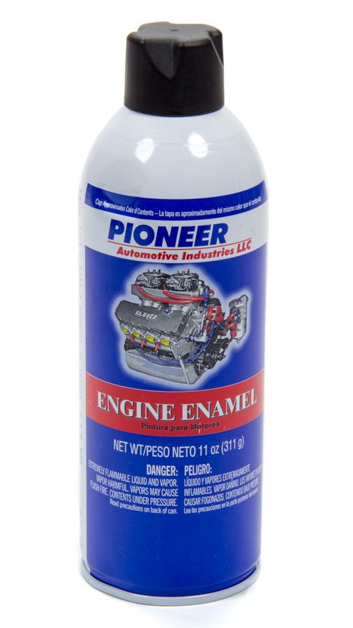 Pioneer Engine Paint - Flat Black
