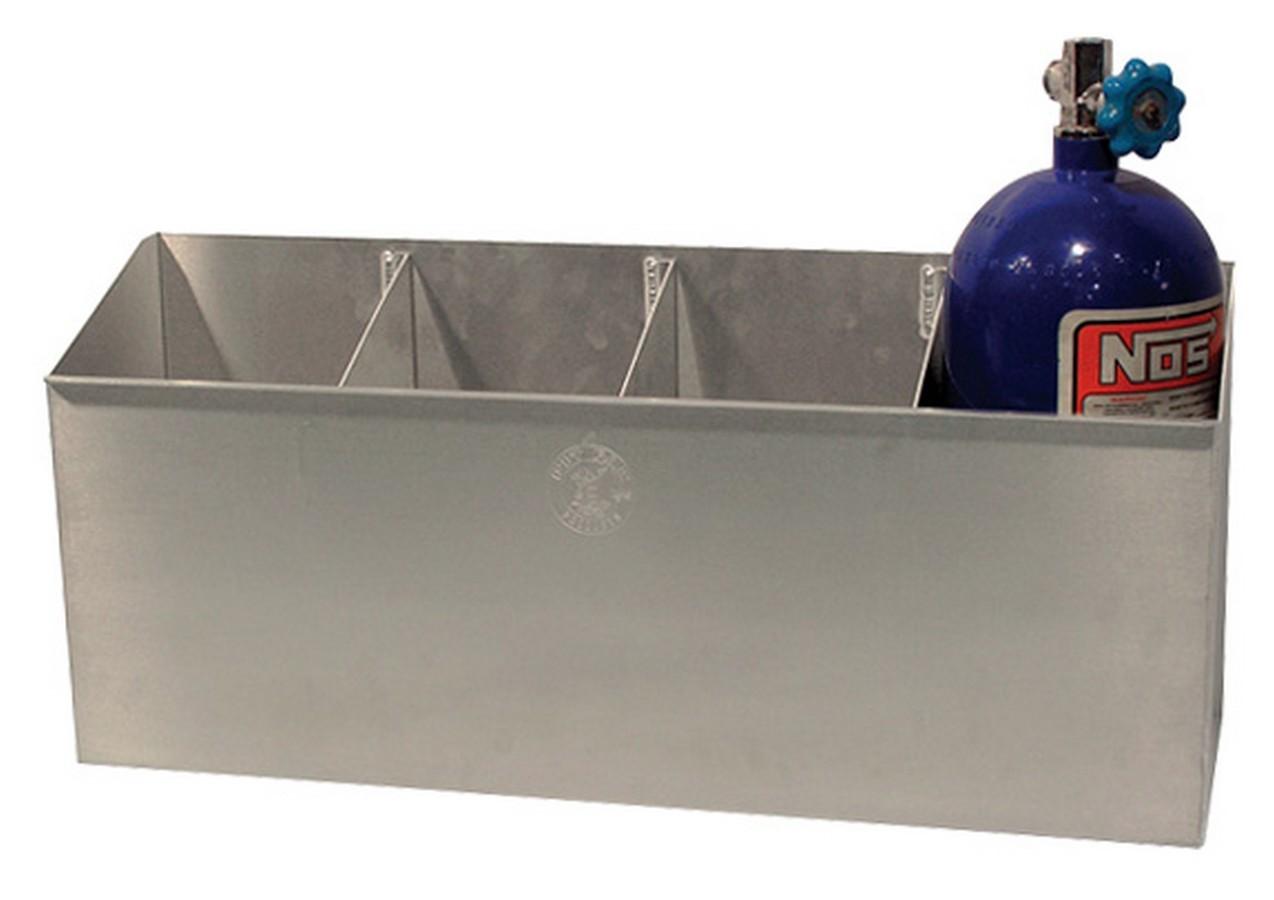 Pit-pal Products Nitrous Bottle Rack 4 Bottle