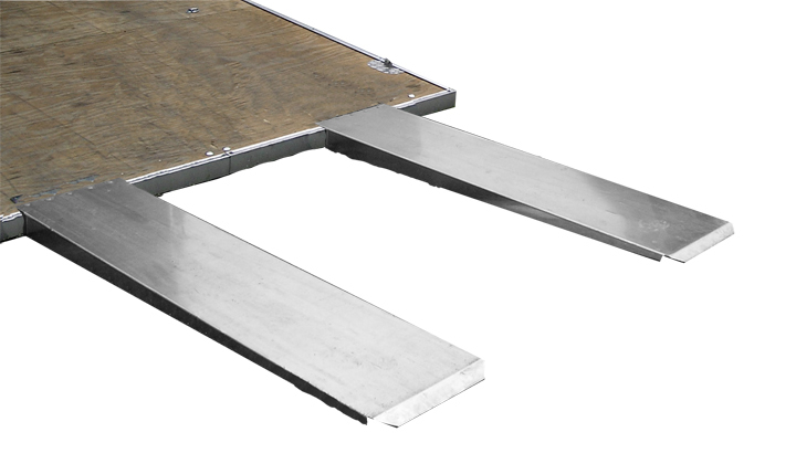 Pit-pal Products Extension Ramps 1pr 14in x 72in