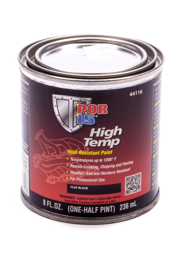 Por-15 High Temperture Paint Manifold Gray 8oz