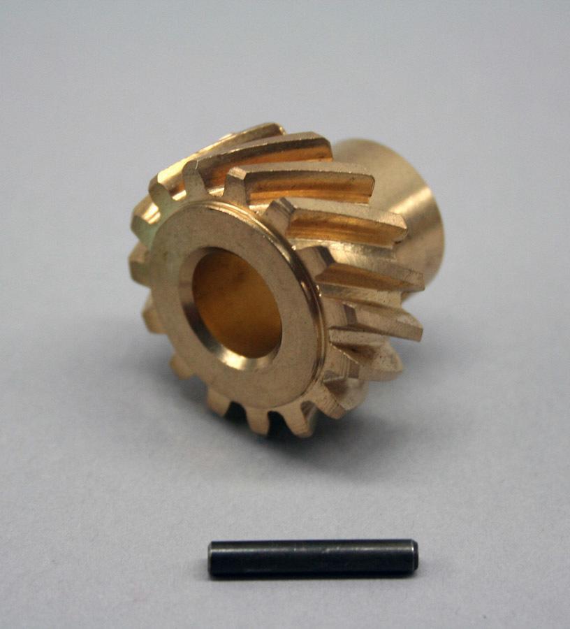 Prw Industries, Inc. Bronze Distributor Gear - .467 ID SBF