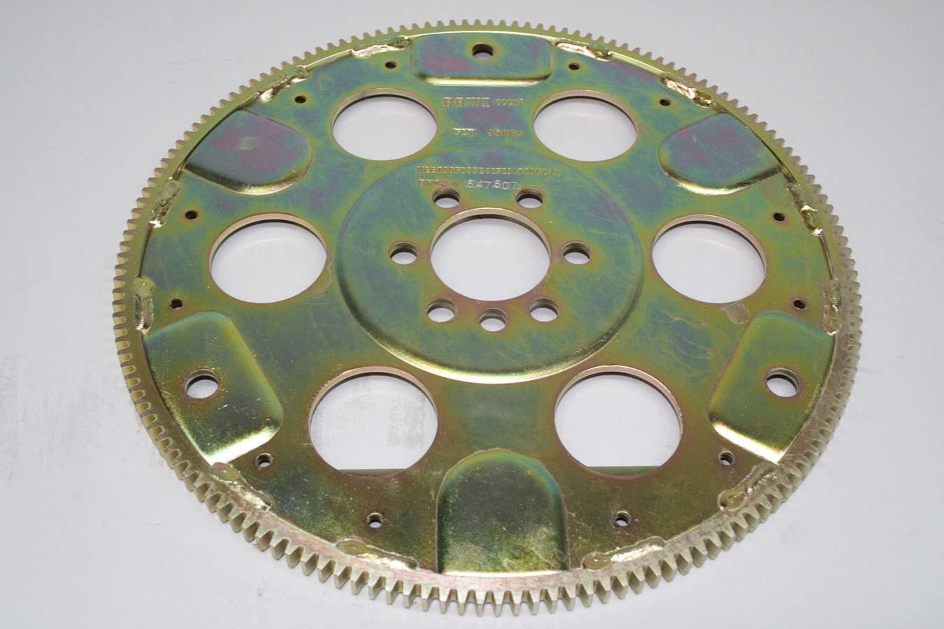 Prw Industries, Inc. Chromoly Flexplate - SFI SBC 153T - Ext. Balance