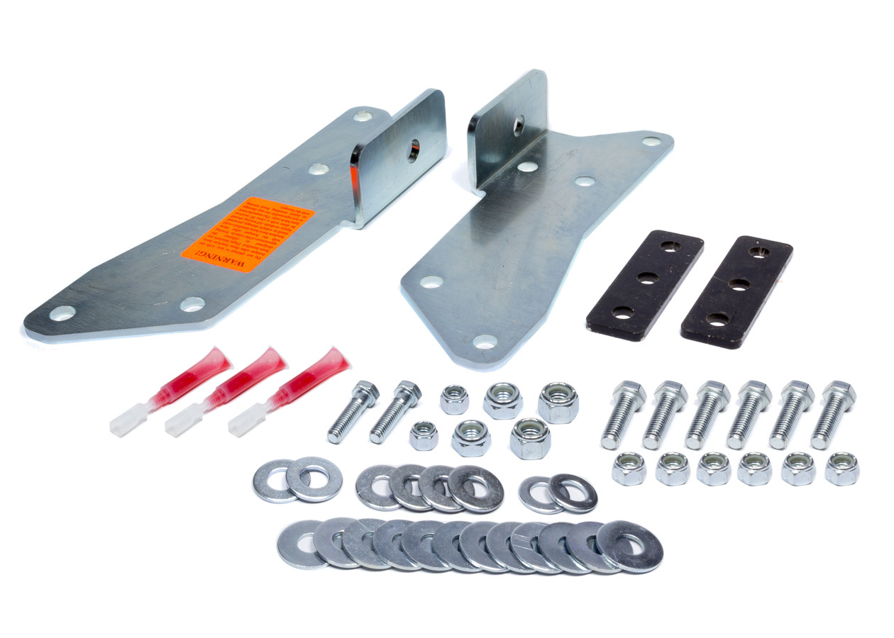 Performance Accessories 88-98 Rear Bumper Raising Kit (2in)