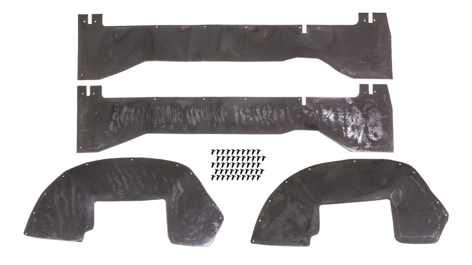 Performance Accessories 04-   Ford F150 P/U Gap Guards