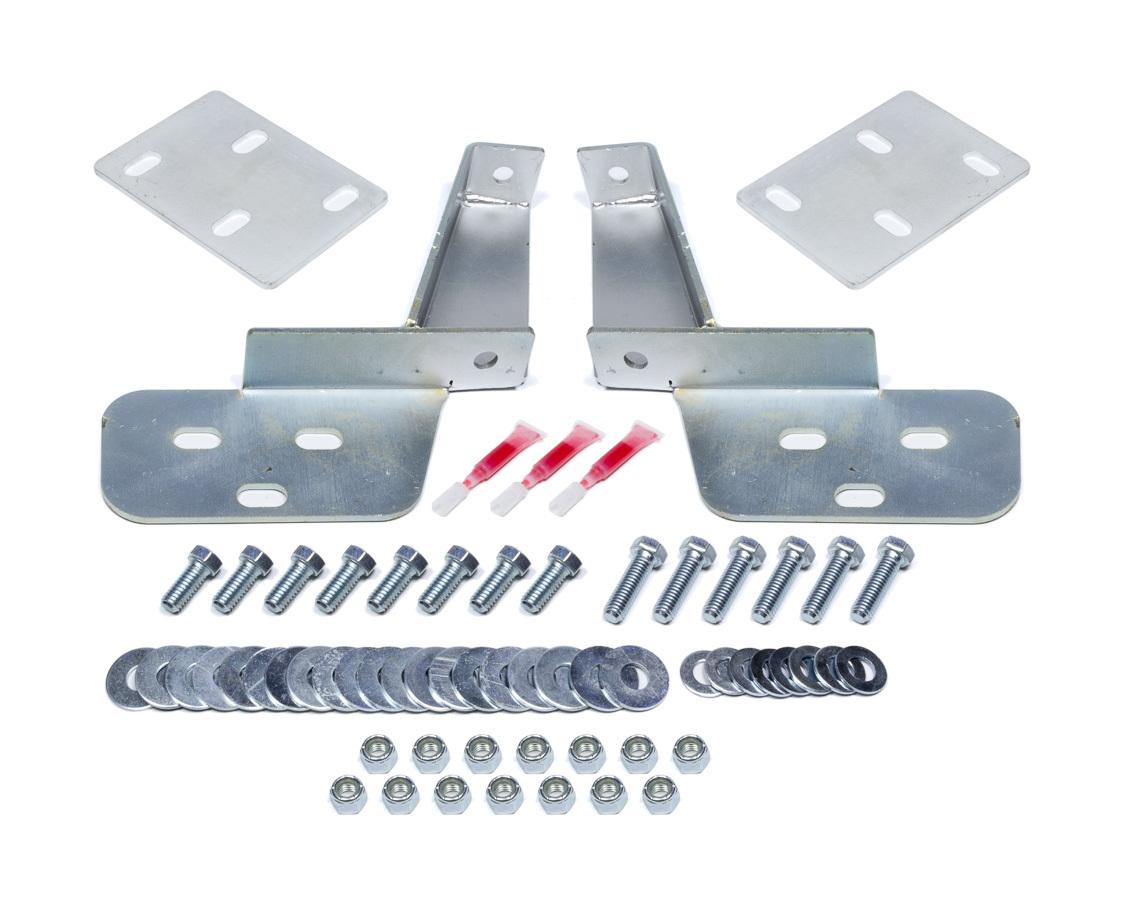 Performance Accessories Bumper Bracket Kit 3in