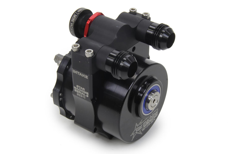 Peterson Fluid Vacuum Pump Mounted Regulator Star Drive
