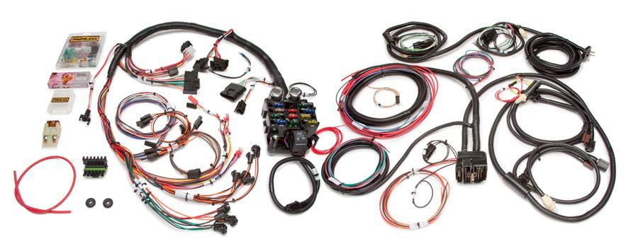 Painless Wiring 76-86 Jeep(factory Repl) Harness 21 Circuit