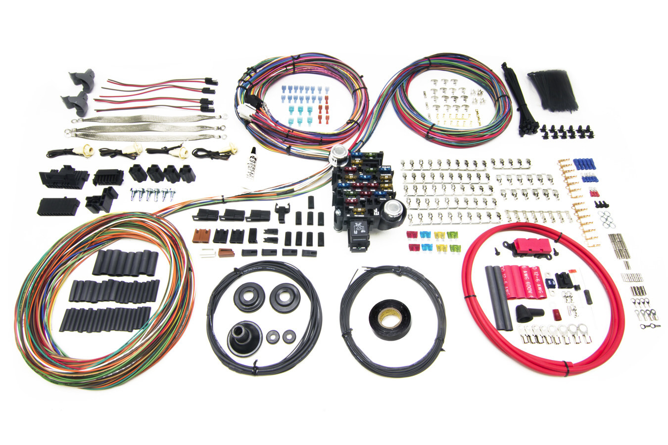 Painless Wiring 25 Circuit Harness - Pro Series GM Keyed Colum